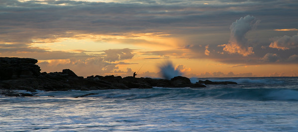 Maroubra Rocks, North