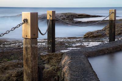 Sea wall?