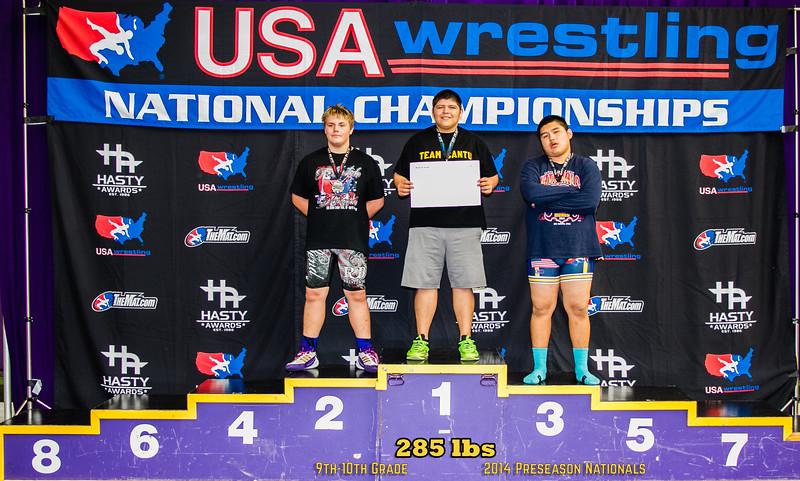 9-10_Grade_285#_Medalists