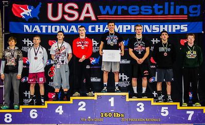 9-10_Grade_160#_Medalists