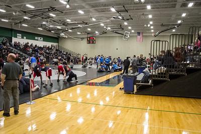 First Round - 2016 MSHSAA C4D4 Wrestling