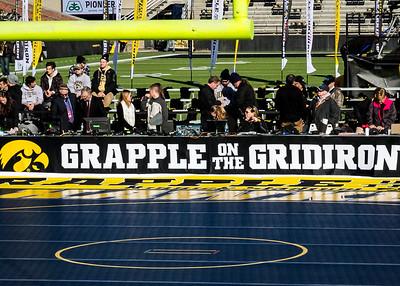 2015 Grapple on the Gridiron