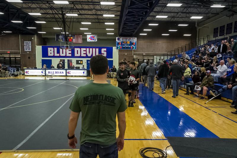 2018 Blue Chip Metro Classic
