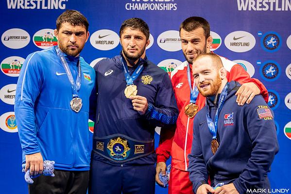 2019 UWW World Championships