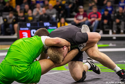 Patrick Kennedy West Concord, MN (Minnesota) DEC Alex Facundo Davison, MI (Michigan), 5-2 - 2019 Who's #1