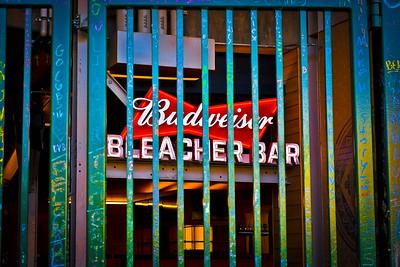 """""""BLEACHER BAR"""" LIMITED PRINT"""