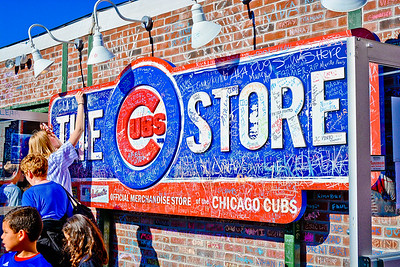 Chalkin The Cubs Store