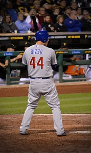 RIZZO AT BAT! 4x6 - $5.00ea. (no other sizes available)