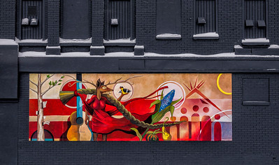 Mural, Mural on the Wall!