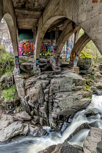 Hidden Graffiti