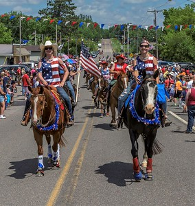 The Fourth of July in Brookston