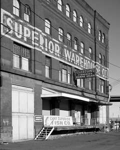 Lake Superior Fish Company, Waterfront Superior Wisconsin