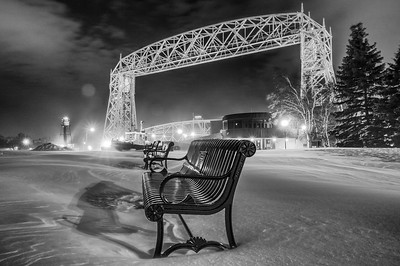 The Bench and The Bridge