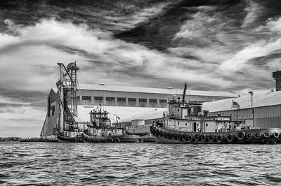 Tugboats Connor's Point