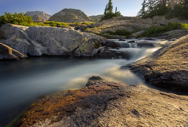 Fremont Cascades II