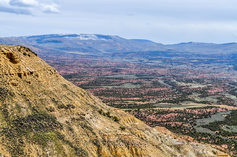 Flaming Gorge Valley