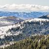 Wyoming Mountain Landscape