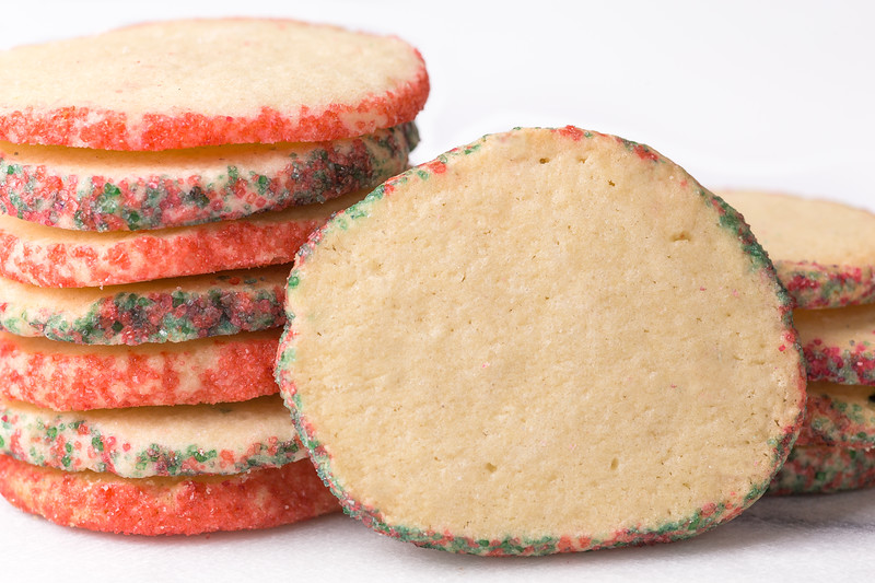 The Best Shortbread Cookies...