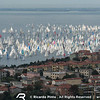 Start of the 45th Barcolana Race