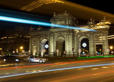 Puerta de Alcala, Plaza de la Independencia, Madrid