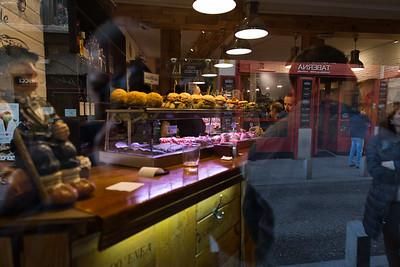Tapas Bar, Calle de la Cava Baja. La Latina, Madrid