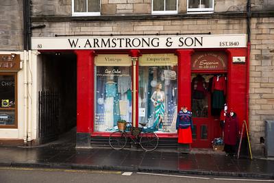 Grassmarket, Edinburgh