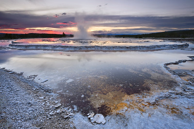 The Great Fountain Geyser