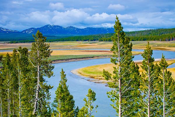 Item# 4360 Yellowstone River