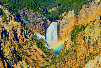 Item# 4536- Grand Canyon of the Yellowstone