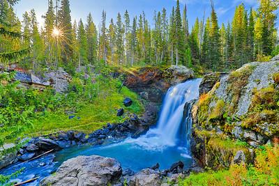 Item# 2936- Moose Falls