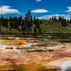 It's a painting - Yellowstone NP, 2016