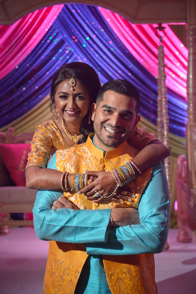 Yesha and Punit Wedding - Day 2