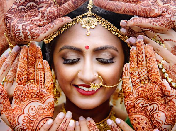 Yesha and Punit Wedding - Day 3