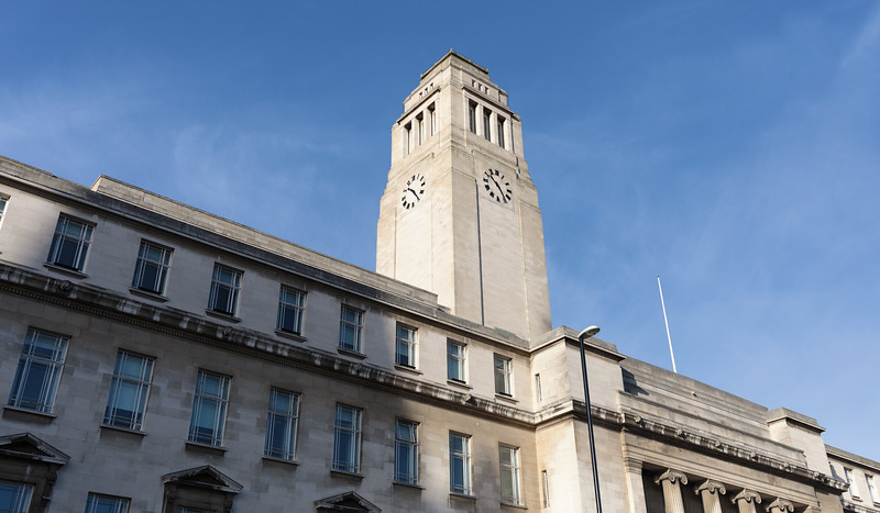 Brotherton Library, University of Leeds