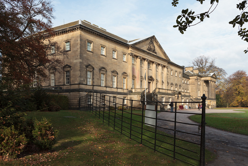 Nostell Priory, West Yorkshire, UK