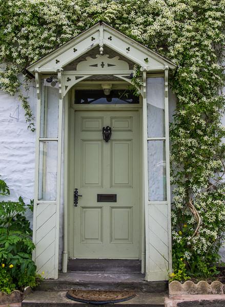 Door in Dent
