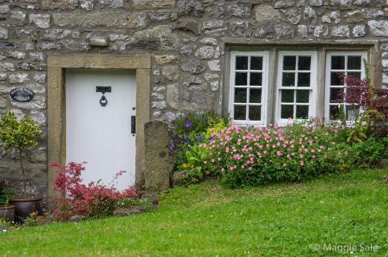 Door in Langcliffe