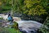 Fishing in Ribblesdale near Settle