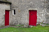 Doors in Malham