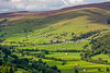 Gunnerside village in Swaledale