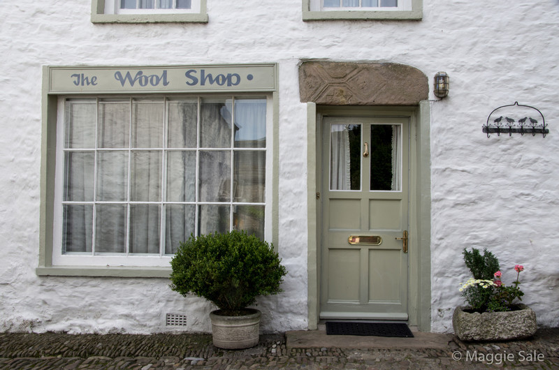 The Wool Shop, Dent