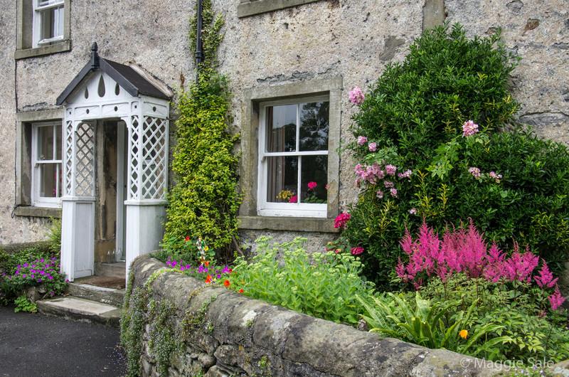 Door in Clapham