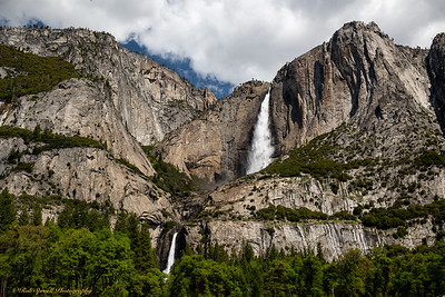 Yosemite Falls - Upper and Lower