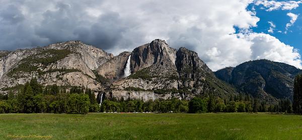 Yosemite Falls - Pano