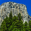 El Capitan Against the Blue California Sky