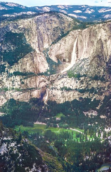 Yosemite Fals