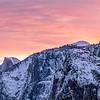 Granite peaks - Yosemite NP, 2019