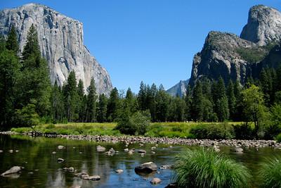 Yosemite Gates of the Valley