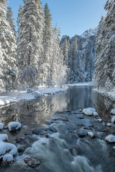 In my dreams - Yosemite NP, 2019