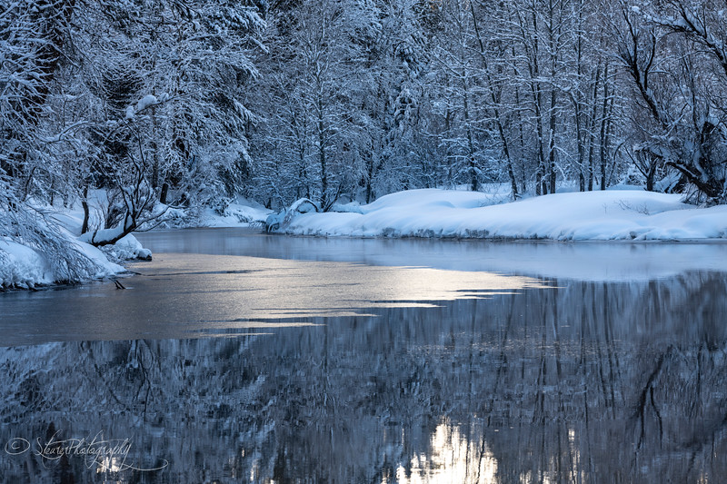 Frozen - Yosemite NP, 2019